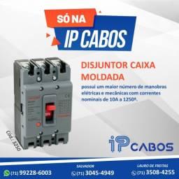 Disjuntor caixa moldada só na IP Cabos !
