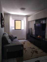 Apartamento Temporada quarto e sala na Ponta Verde
