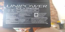 Bateria unipower  up 1270seg 12v 7 ah selada