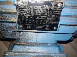 Motor elétrico trifásico 4 cv