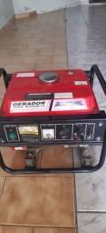A Gerador de energia a gasolina