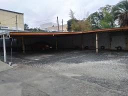 Estacionamento Centro Cívico Com Lava Car