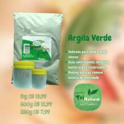 Argila Verde em Nova Santa Rita RS