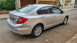 Honda Civic LXS 1.8 FLEX aut. unico dono