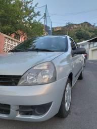 Clio sedan autentic 1.6 flex 2009