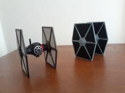 Miniaturas naves Star Wars Hot Wheels.