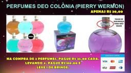 Perfume Deo Colônia da Pierry Wermon