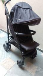 Carrinho bebê safety preto