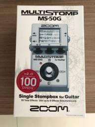 Pedal Guitarra MultiStomp MS-50G zoom