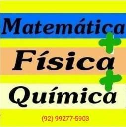 Eu faço listas de cálculo álgebra matemática fisica