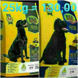 RaçaDog Premium *Adulto/Filhote* 25kg  *SÓ ENTREGA*