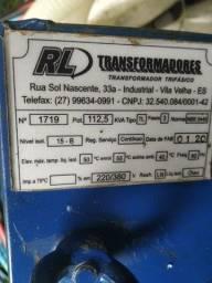 Transformador Trifasico 220/380
