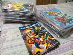 70 revistas em quadrinhos