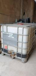 Caixa d'água container 1000 Litro