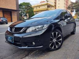 Honda Civic 2.0 Lxr 16v Flex Automático
