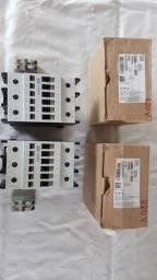 Chave Contactora Original Weg 50a 220v  Valor referente a 2 Unidades