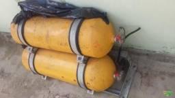 Kit de gás GNV veicular