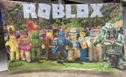 Painel de festa ROBLOX