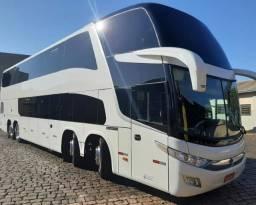 Ônibus Leito Cama Marcop Paradiso 1800 Dd G7