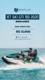 Jet Ski (Jetski) Sea-Doo GTI 130 (Ilhabela - São Sebastião)