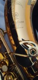 Saxofone tenor yamaha custom