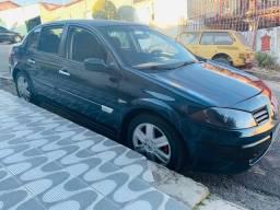 Renault Megane 1.6 completo revisado placa mercosul