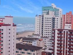 Guilhermina PG. 150 Metros Praia. Alugo Apartamento 1 Dormitório. Andar Alto. Lindo