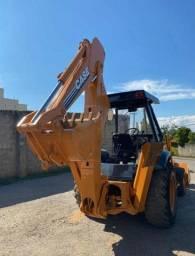 Case 580l  Retroescavadeira Retro Escavadeira