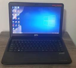 Notebook semp toshiba sti ni1401