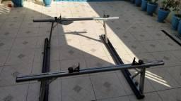 Rac em Aluminio para qualquer caminhonete impoetado