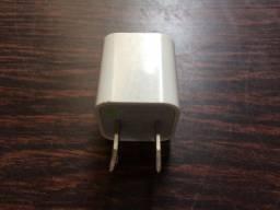 Carregador Apple iPhone Usb 5 5c 5s 6 6s 7 8 Original Funcionando Adaptador de Brinde
