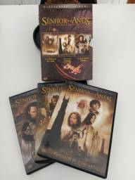 DVD Senhor dos Anéis