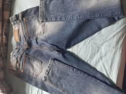 Calça jeans super confortável