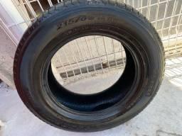 Pneus 2- 215/65 r16 michelin 2- 215/65 r16 pirelli e 2- 255/70 r16 maxxis em bom estado