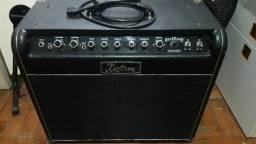 Amplificador Kustom Valvulado The Defender 50 Watts