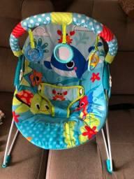 Cadeira de descanso para bebês de até 2 anos.