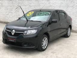 Renault logan 1.6 Expression ano 2018 GNV