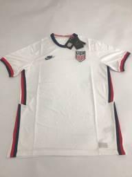 Camisa seleção Estados Unidos