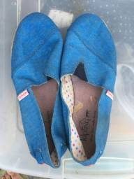 Lote 3 sapatilhas