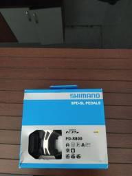 Pedal Shimano 105 Carbono