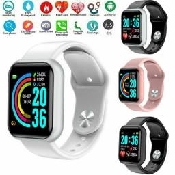 Y68 Smartwatch - Relógio Inteligente