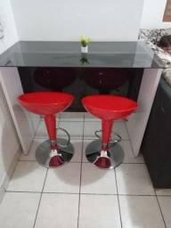 Mesa com 2 banco