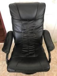Cadeira de Escritório Massageadora Seminova