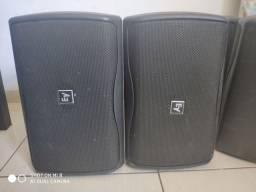 4 Caixas Ev eletro voice zx1i-100t