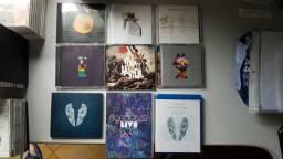Pacote De Colecionador Coldplay