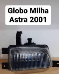 Globo Astra só na TopLed