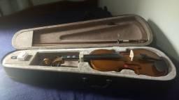 Violino 4/4 Semi novo - Completo