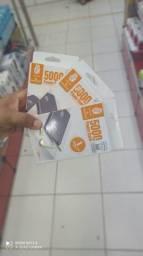 Vendo carregador portátil