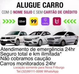 Locação Uber /99
