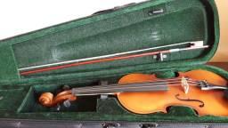 Violino Harmony 4/4 - Semi Novo - Ótima Sonoridade